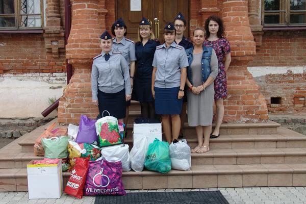 Сотрудники ФКУЗ МСЧ-28 ФСИН России приняли участие в благотворительном проекте Благовещенской епархии
