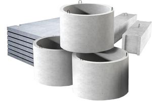 Производство бетонных изделий