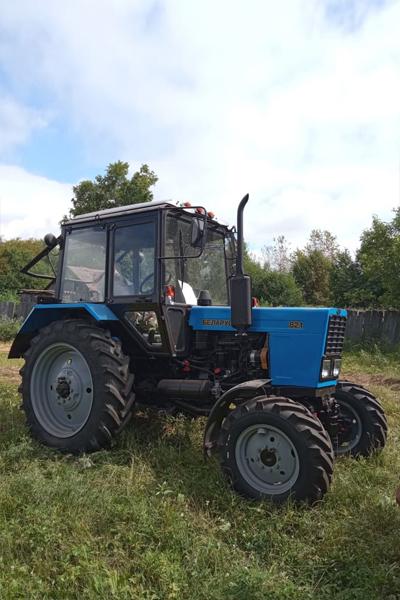 Исправительные учреждения УФСИН России по Амурской области расширили парк автотехники и сельскохозяйственного оборудования