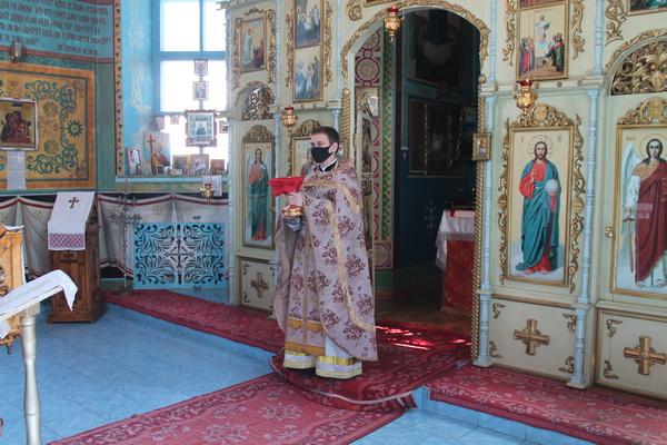 Священнослужитель посетил исправительные учреждения Амурской области