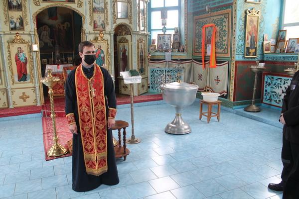 ИК-2 УФСИН России по Амурской области посетили представители двух религиозных конфессий